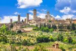 Walking holidays in Via Francigena - Stages - Lucca to Siena - Click Here For Full Details